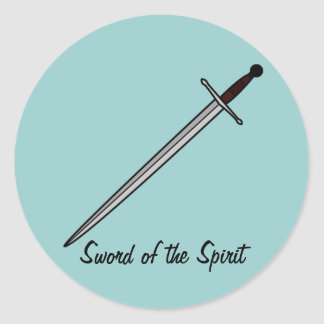 Sword of the Spirit Sticker