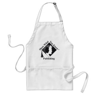 SWYK Publishing logowear Standard Apron