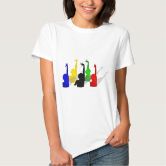 Synchronised swimming Synchronised swimmers Tee Shirts