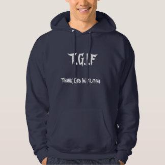 T.G.I.F, Thank God Im Filipino Hoodies