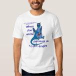 T-shirt: Don't let depression get you down! Shirt