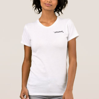 T-Shirt Ladies Camisole (Fitted) ZIZZAGO