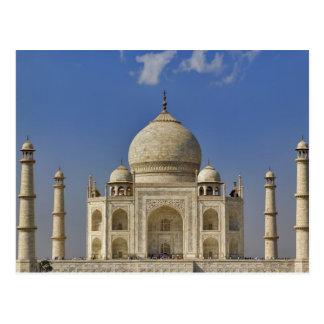 Taj Mahal mausoleum / Agra, India Postcard