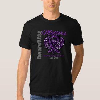Take A Stand - Pancreatic Cancer Tee Shirt