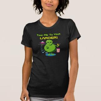 Take Me To Your Larder! Tshirts