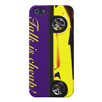 Talk is cheap iPhone 5/5S case