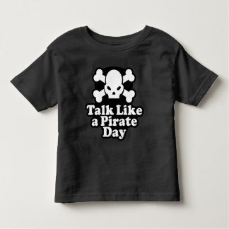 Talk Like A Pirate Day Tee Shirt