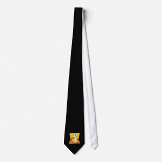 Tall arcade game console tie