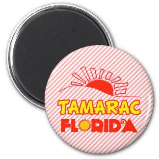 Tamarac, Florida 6 Cm Round Magnet