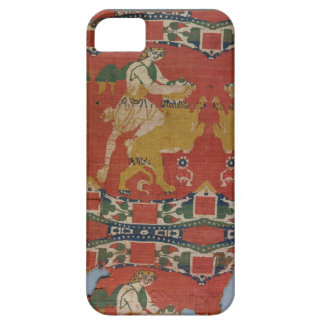 Taming of the Wild Animal, Byzantine tapestry frag Barely There iPhone 5 Case