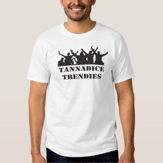 Tannadice Trendies retro casual themed  t-shirt
