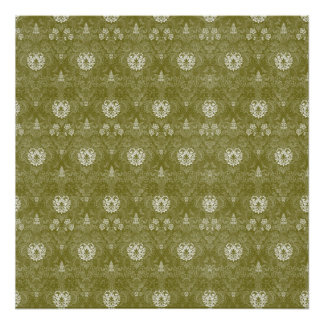 Tapestry ~ Gift Wrapping Paper 24x24 Poster