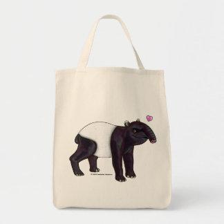 Tapir Wants Hugges Light Bags