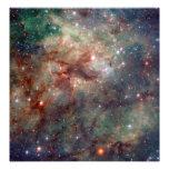 Tarantula Nebula Hubble Space Art Photo
