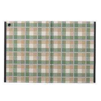 Tartan iPad Air Case