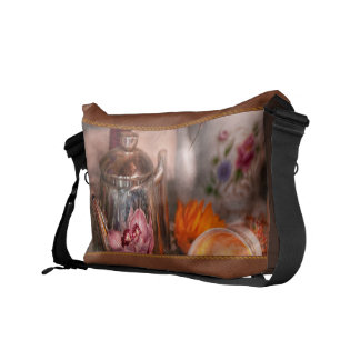 Tea Party - I would love to have some tea Commuter Bags