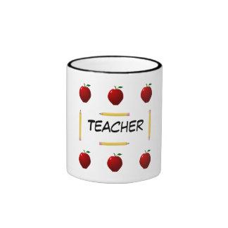 Teacher back to school template Mug