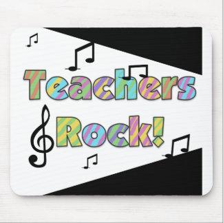 Teachers Rock Mouse Pad
