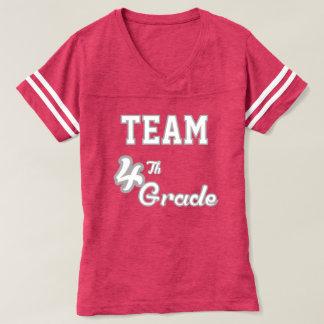 Team 4th Grade T-Shirt