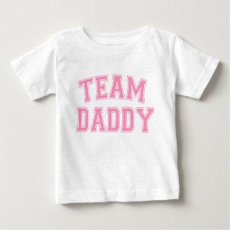 Team Daddy - Bubblegum Pink T Shirts