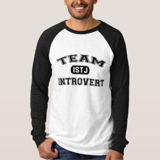 Team Introvert: ISTJ T Shirts