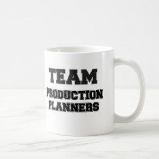 Team Production Planners Basic White Mug
