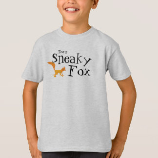 Team Sneaky Fox T-shirt
