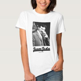 Team Tesla (Nikola Tesla) Tshirt