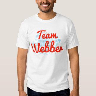 Team Webber Tee Shirt