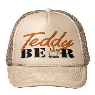 Teddy Bear Cap