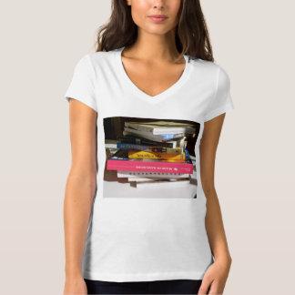 Tee-shirt man beautiful child wife photo books shirt