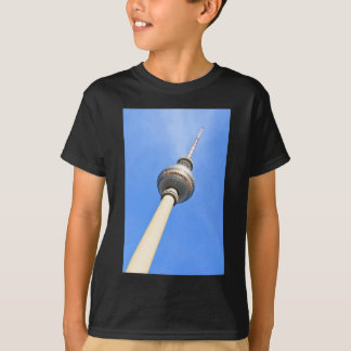 Television Tower (Fernsehturm) in Berlin, Germany T Shirts