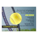Tennis Anyone? Invitation