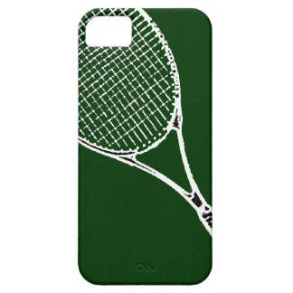tennis racquet iPhone 5 cover