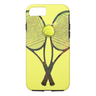 TENNIS RACQUETS & BALL iPhone 7 Case