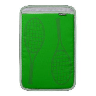 Tennis Racquets Sleeves For MacBook Air