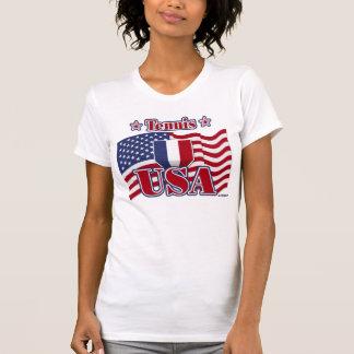 Tennis USA Shirts