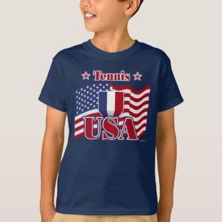Tennis USA Tee Shirts