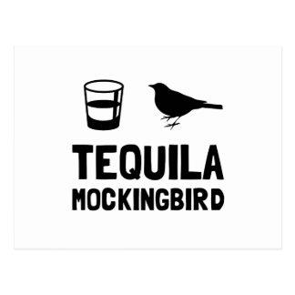 Tequila Mockingbird Postcard