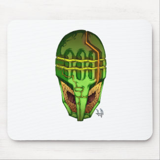Test Subject: Slow Focus Mouse Pad