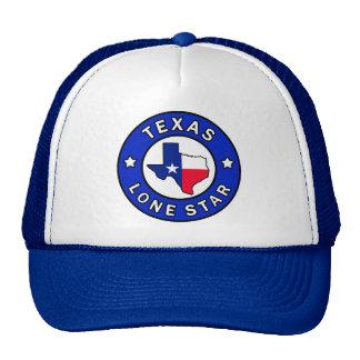Texas Lone Star hat