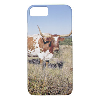 Texas Longhorn Breed (photo) iPhone 7 Case