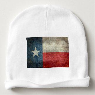 Texas state flag vintage retro style baby beanie