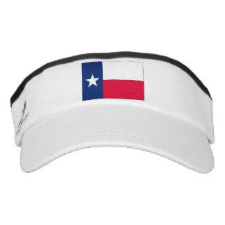 Texas State Flag Visor