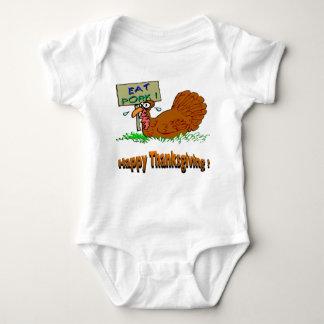 Thanksgiving Eat Pork T Shirts