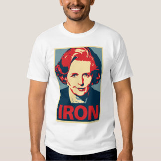 Thatcher The Iron Lady Tees