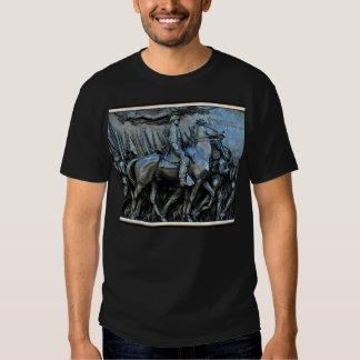The 54th Massachusetts Volunteer Infantry Regiment Tshirts