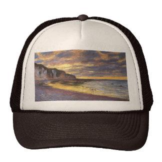 The Ally Point, Low Tide - Claude Monet Cap