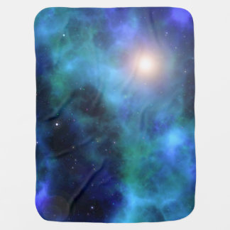 The Amazing Universe Buggy Blanket