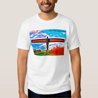 The Angel of the North T Shirt